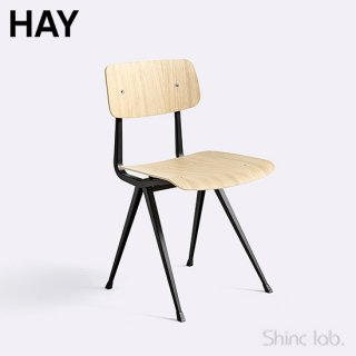 HAY RESULT CHAIR Matt Lacquered