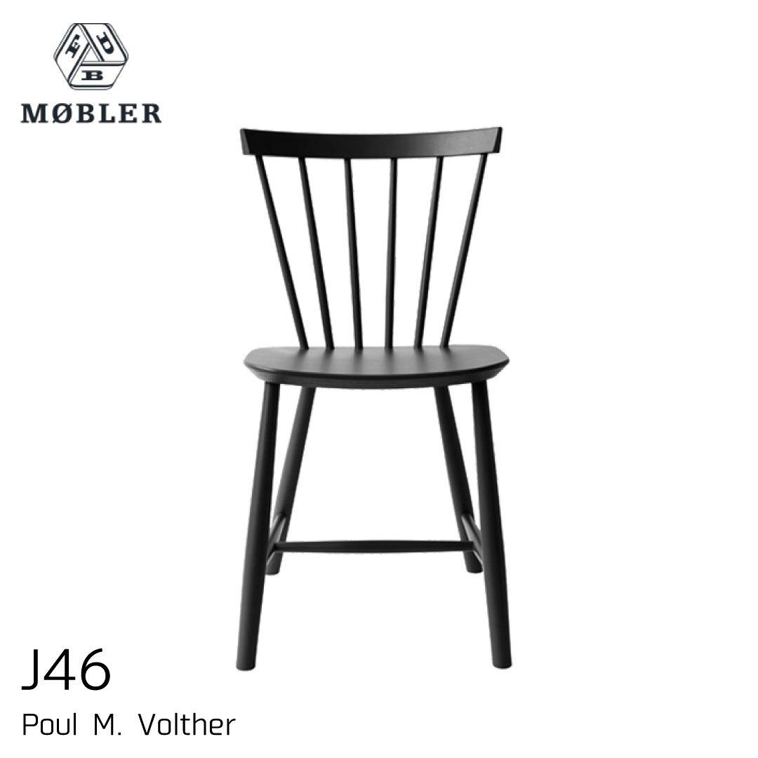 FDB モブラー J46 ブラック