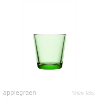 iittala Kartio タンブラー 210ml Apple green
