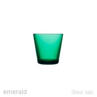 iittala Kartio タンブラー 210ml Emerald