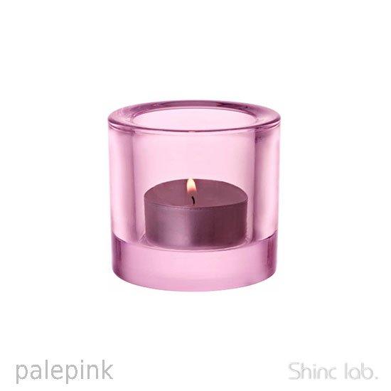iittala Kivi キャンドルホルダー 60mm Pale pink