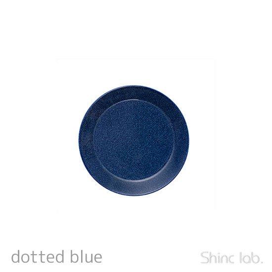 iittala Teema プレート 17cm Dotted blue