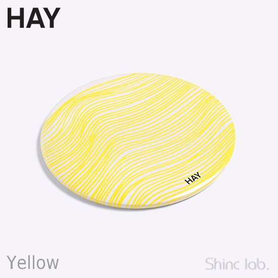 HAY SCRIBBLE MIRROR Yellow