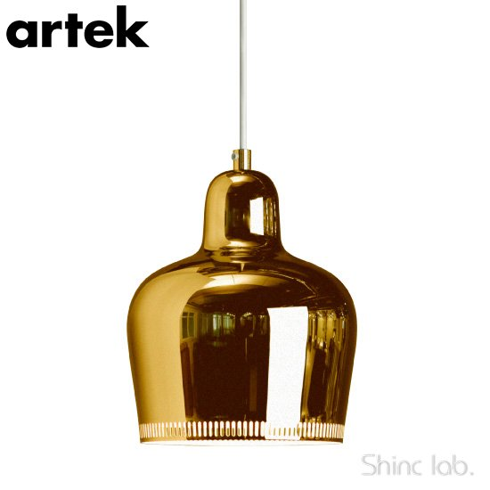 Artek  Golden Bell A330S Solid brass