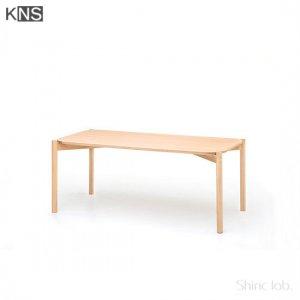KARIMOKU NEW STANDARD CASTOR  TABLE 180 キャストールテーブル180 ピュアオーク