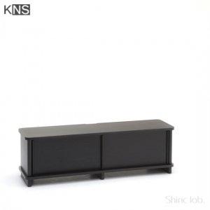 KARIMOKU NEW STANDARD PROP TVBOARD 150 ブラック