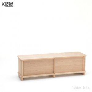 KARIMOKU NEW STANDARD PROP TVBOARD 150 ピュアオーク