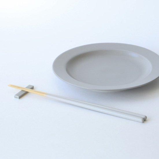 【ネコポス対応商品】<br>STIIK スティック セラミックグレー (2膳セット)