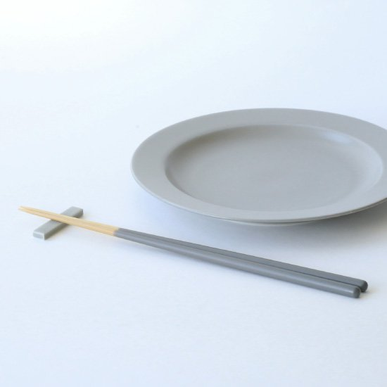 【ネコポス対応商品】<br>STIIK スティック ミディアムグレー (2膳セット)