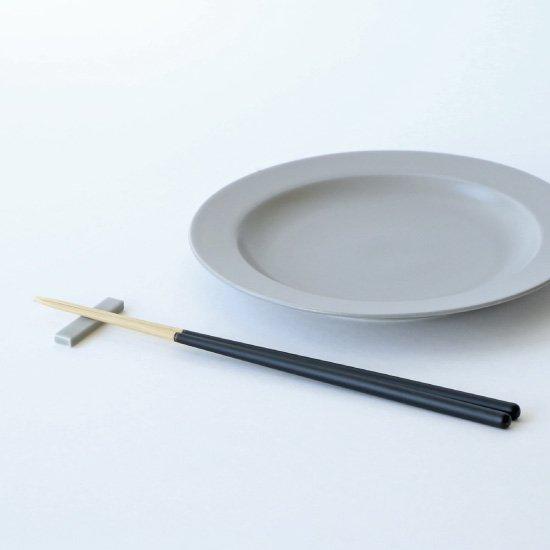 【ネコポス対応商品】<br>STIIK スティック チャコールグレー (2膳セット)
