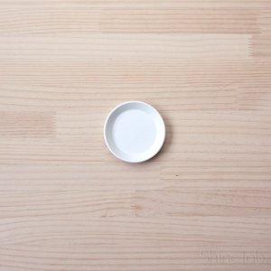 1616/arita japan TY ラウンドプレート 80 ホワイト