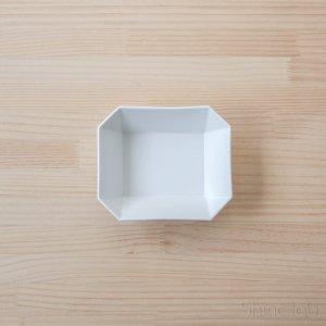 1616/arita japan TY スクエアボウル 150 ホワイト