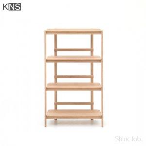 KARIMOKU NEW STANDARD Archive Shelf 80 ピュアオーク