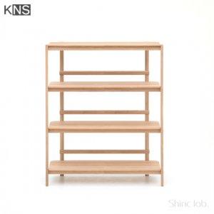 KARIMOKU NEW STANDARD Archive Shelf 110 ピュアオーク