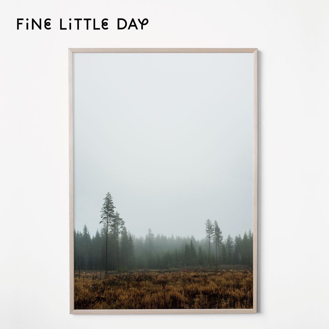 Fine Little Day ポスター SKOG 70×100cm