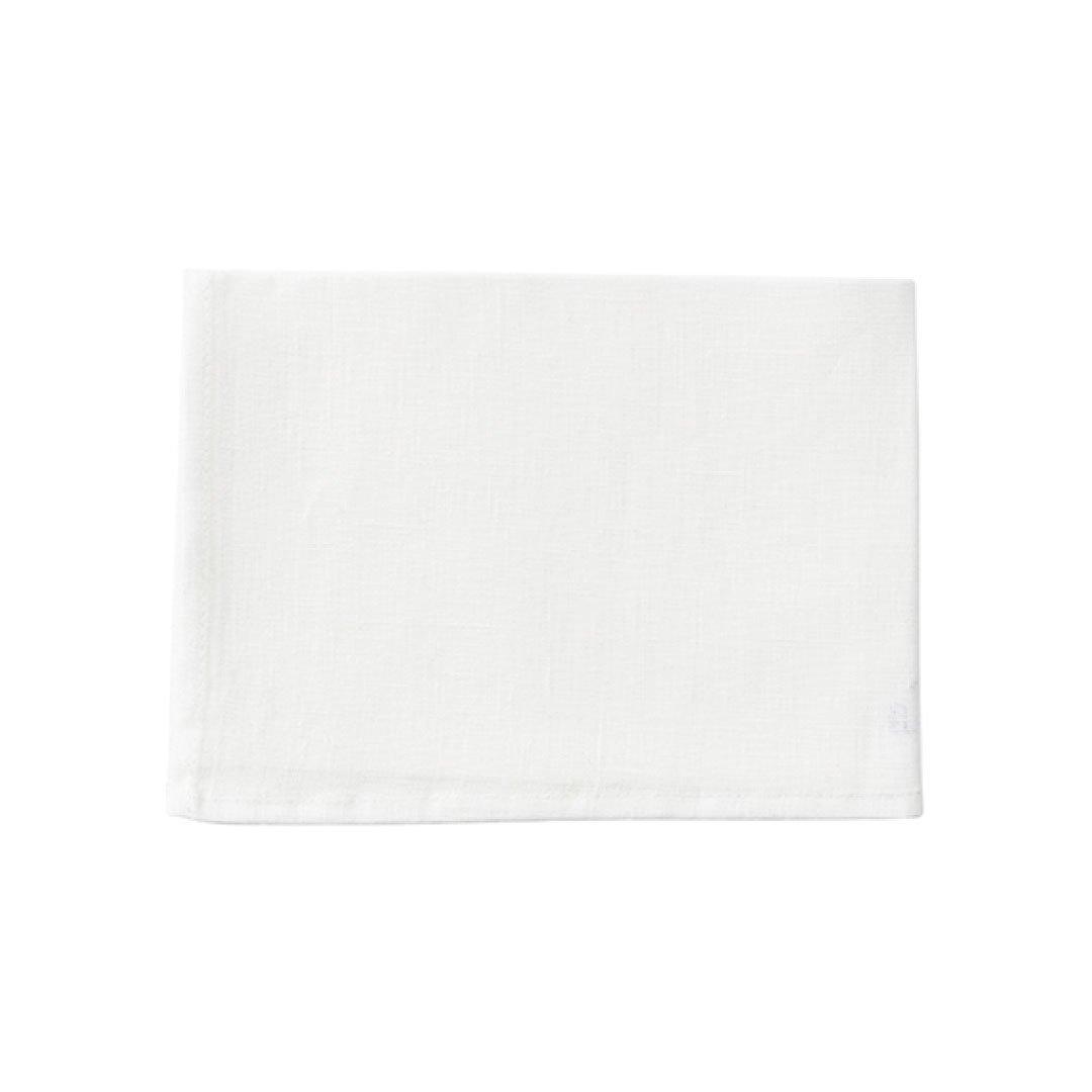 【ネコポス対応商品】<br>fog linen work(フォグリネンワーク) リネンキッチンクロス ホワイト