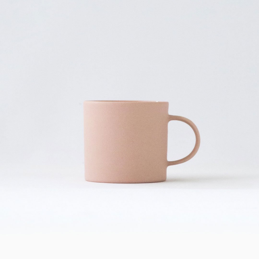 MOHEIM  MUG 250 ピンク