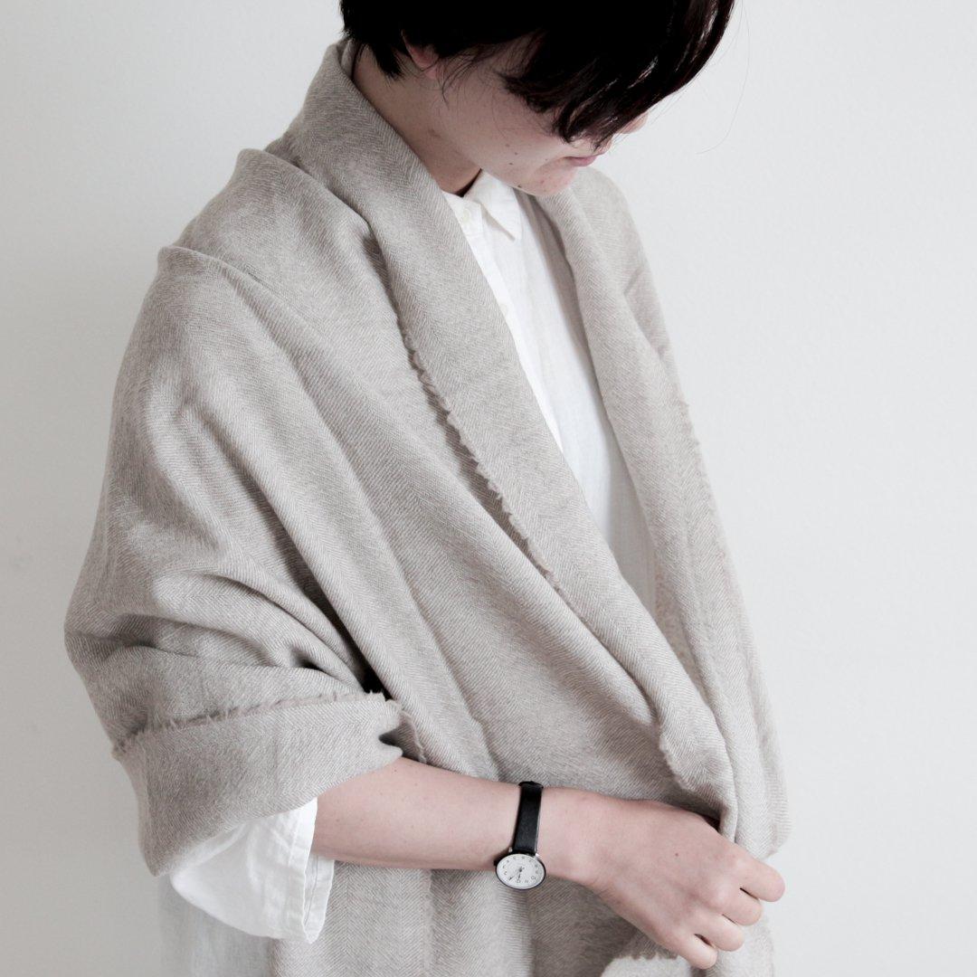 LAPUAN KANKURIT スカーフ VIIRU 75×220cm ベージュ
