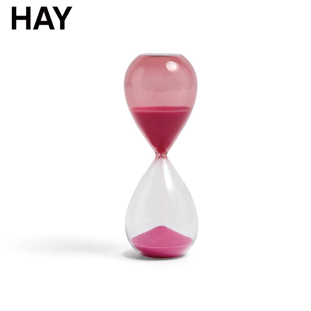 HAY TIME 15min Pink