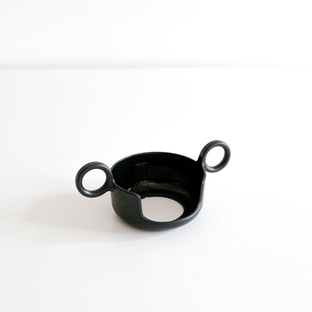 DESIGN LETTERS メラミンカップ用ハンドル/ブラック