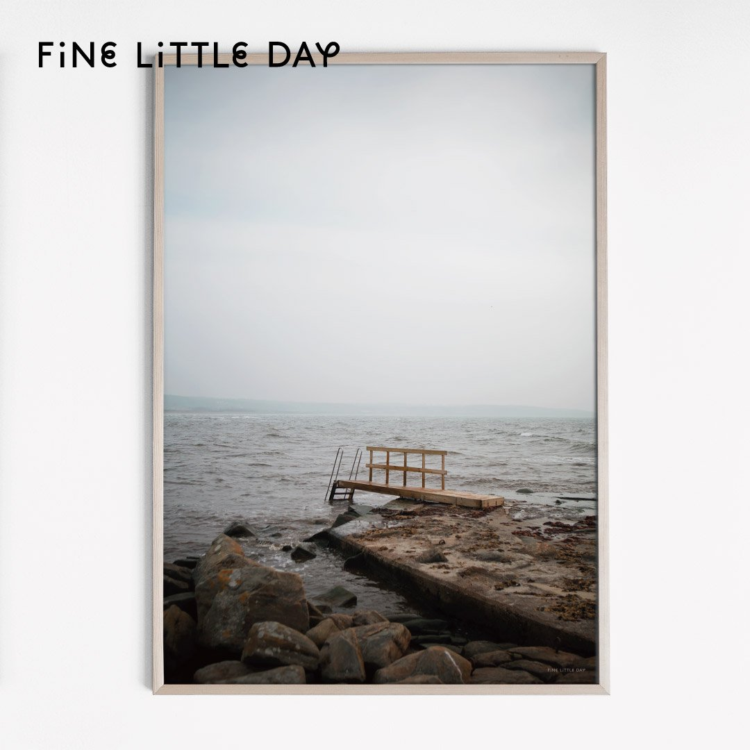 Fine Little Day ポスター SEA SIDE 50×70cm