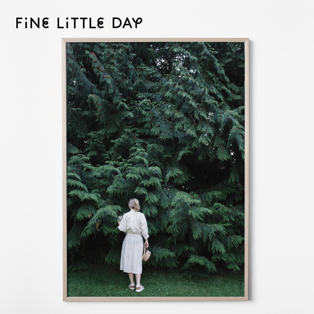 【数量限定】Fine Little Day ポスター HIDE 50×70cm