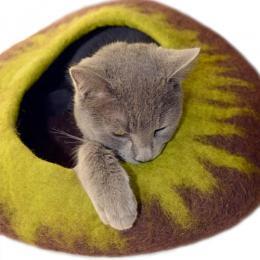 necocoon(ネコクーン) グラデーション ペット用ベッド