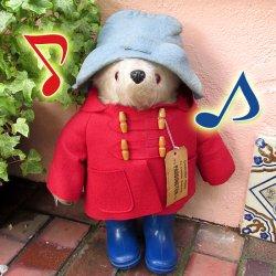 イギリス1980年 * ガブリエル・デザインズ * Gabrielle Designs社製 *「パディントン・ベア * Paddington Bear 」*【 A-1779 】