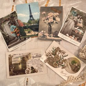 アンティーク写真ポストカード ※特定のお客様専用ページ