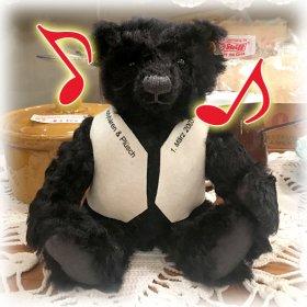2003年 * シュタイフ・クラブのイベント限定ッコ♪♪「シュタイフ・クラブ・イベント・テディベア2003 / Steiff Club Event Teddy Bear 2003」【 S-1909 】<img class='new_mark_img2' src='https://img.shop-pro.jp/img/new/icons11.gif' style='border:none;display:inline;margin:0px;padding:0px;width:auto;' />