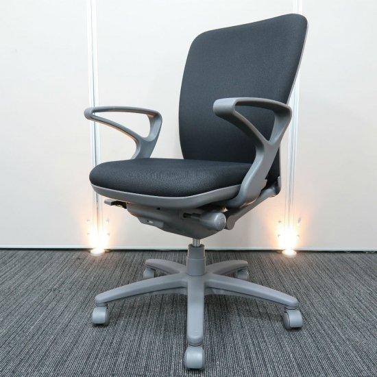 【お買得!】【オフィス空間に調和しやすい、スタンダード オフィスチェア】【中古】ナイキ/フィーモ