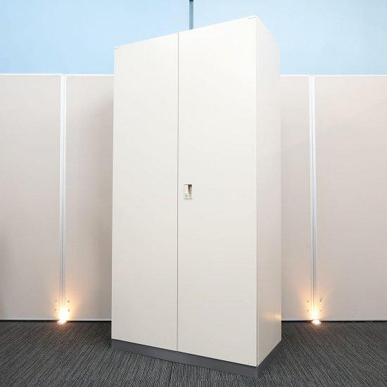 【スタンダード】【人気のミドルサイズ】【中古】【両開き書庫】コクヨ/ビジネスウォールN 高さ1810mm