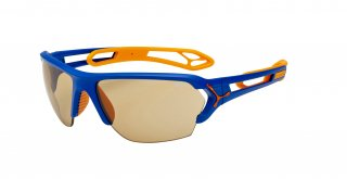 CB  STL5 S'TRACK Matt Blue/Orange  セベ エストラック L