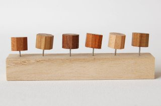 木の画鋲|ヨネモノ