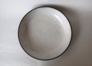 黒土カレー皿|三木あゆみ