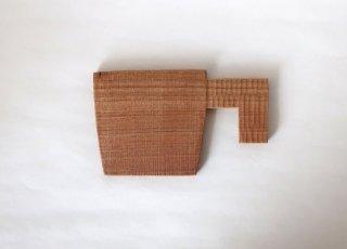 木のコースター(カップ)|icura