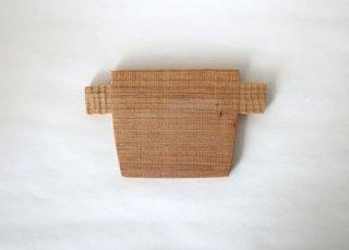 木のコースター(両手鍋)|icura