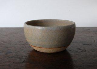 白緑釉小鉢・アカツチ|三木あゆみ