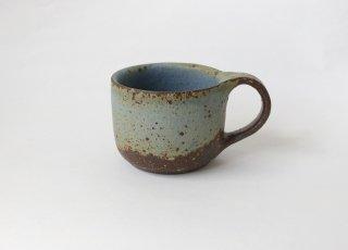 コーヒーカップ(ブルー)|山本直毅