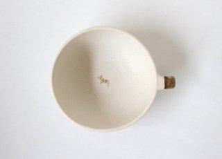 どうぶつスープカップ・うま|三木あゆみ