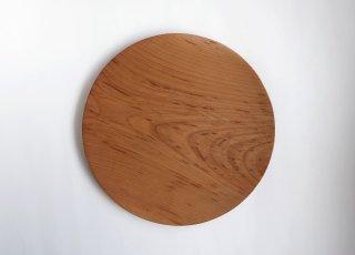 丸皿・中(サクラ)|icura