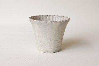 花しのぎカップ・白|伊藤豊