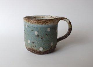 水玉マグカップ|山本直毅