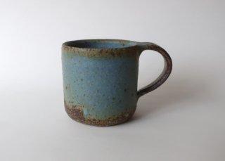 マグカップ(アンティークブルー)|山本直毅