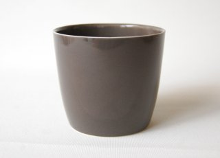カップ・dark gray|3rd ceramics