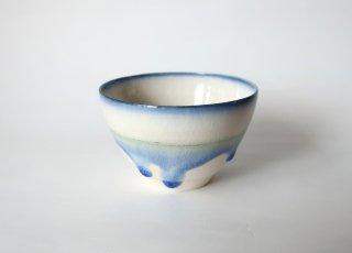 ゆのみボーダー|藤内紗恵子