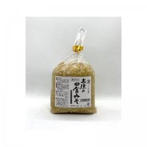 上原の田舎味噌 1kg