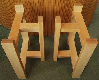 テーブル脚 ブナ
