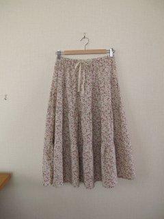 ティアードスカート型紙