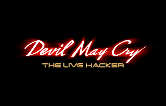 「DEVIL MAY CRY −THE LIVE HACKER−」